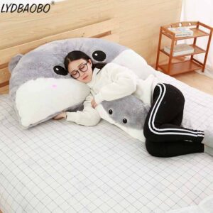 Almohada Peluche De Hamster Gigante 90 cms