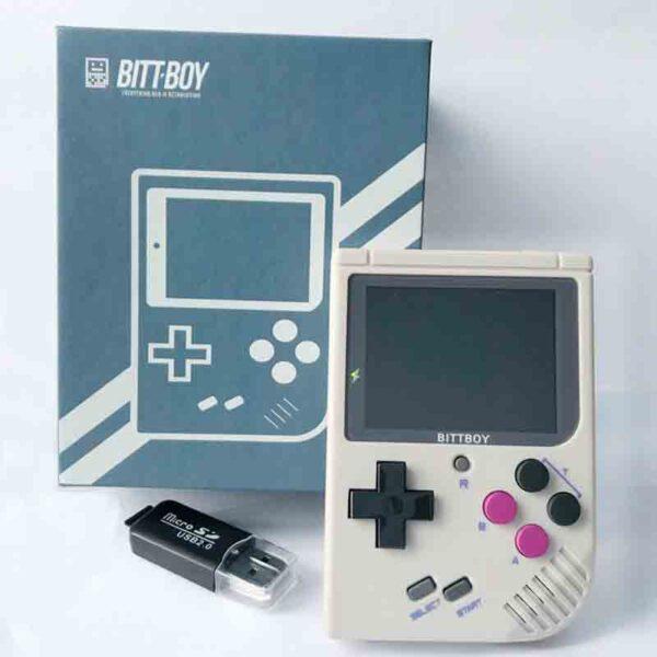 BittBoy V3 juego consola portable con juegos retro