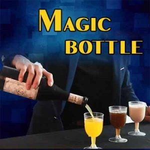Botella mágica 3 trucos de Magia