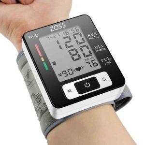 Brazalete de voz medidor de presión sanguínea
