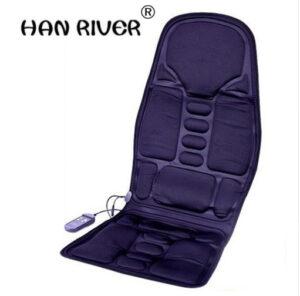 Cojín vibrador eléctrico para silla para masajes en el cuerpo