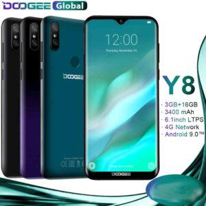 DOOGEE Y8 Smartphone MTK6739
