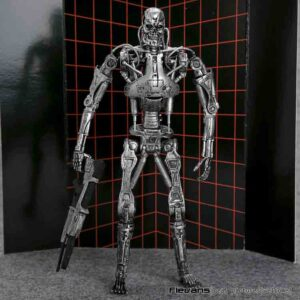 El Terminator endoesqueleto figura colección 18 cms
