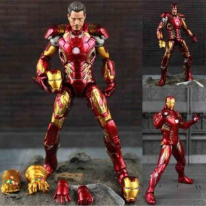 Figura IronMan coleccionable 18 cms