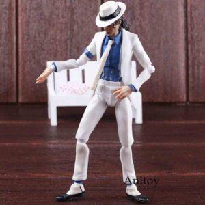 Figura Rey del POP Michael Jackson Moonwalk