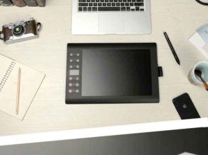 GAOMON M106K - tableta gráfica profesional 10 pulgadas para dibujo con bolígrafo