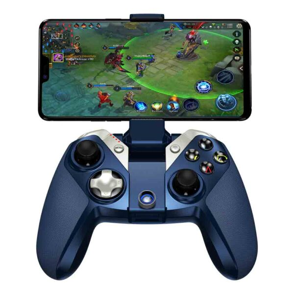 GameSir M2 MFi gamepad para iOS iPhone, iPod, Mac, Apple TV azul