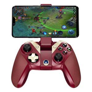 GameSir M2 MFi gamepad para iOS iPhone, iPod, Mac, Apple TV rojo