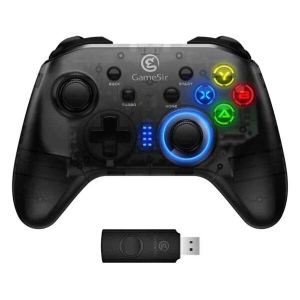 GameSir T4 2,4 GHz (receptor USB) para juego inalámbrico