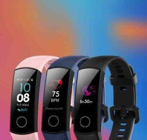 Huawei Honor Band 4 pulsera inteligente Amoled rastreador sueño y frecuencia cardíaca