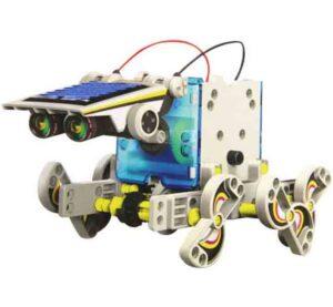 Kit robot solar 13 en 1 para armar