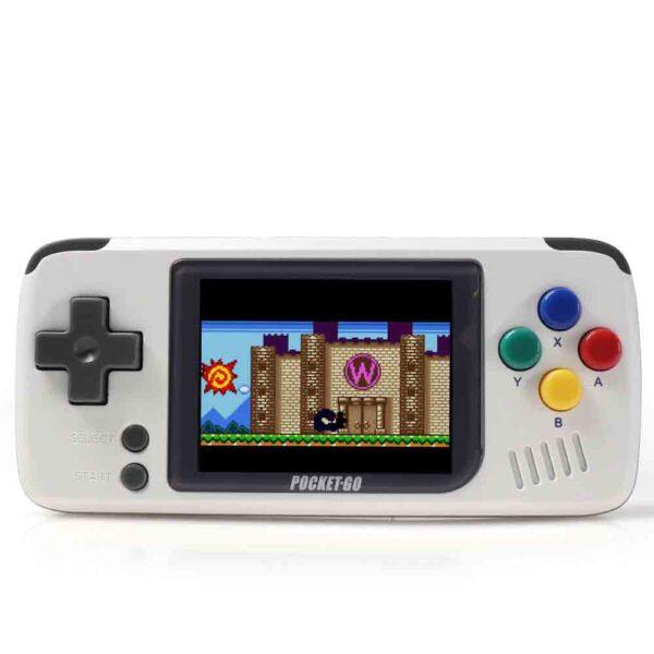 PocketGo, consola de juegos retro