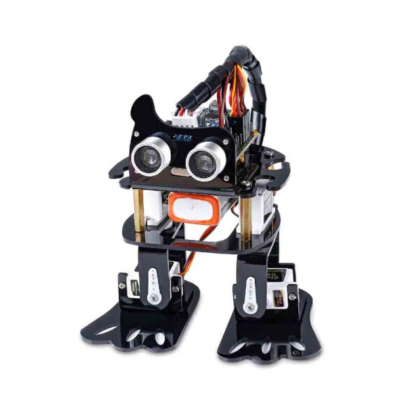 Robot de aprendizaje arduino nano para ensamblar