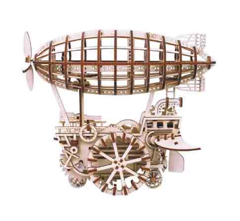 Robotime modelo aeroestático mecánico rompecabezas 3D