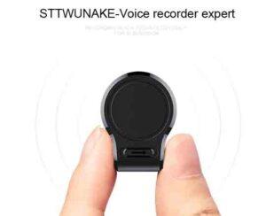 STTWUNAKE Mini grabadora de voz