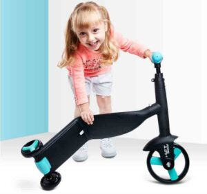 Scooter triciclo