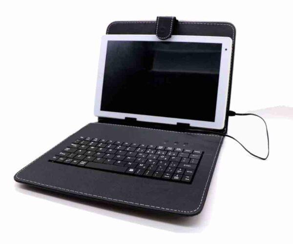 Tablet 10 pulgadas PC 3G llamada de teléfono Android 7+ teclado