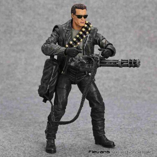 Terminator 2 Día del Juicio T800 Arnold Schwarzenegger