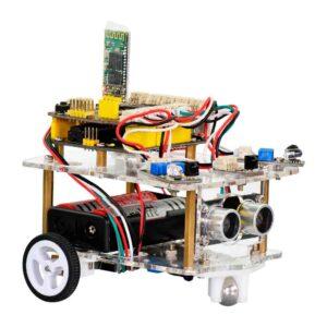 kit de coche inteligente Mini Robot Bluetooth