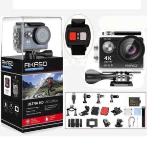 AKASO EK7000 4 k WIFI videocámara ultra HD impermeable