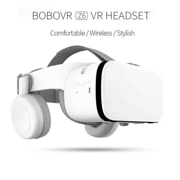 BOBOVR Z6 gafas 3D VR auriculares