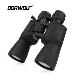 Borwolf 10-180X90 gran aumento HD profesional Zoom potentes binoculares luz visión nocturna
