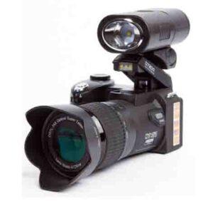 POLO D7200 cámara Digital 33MP Auto Focus profesiona