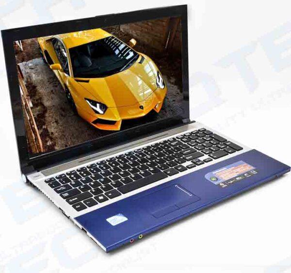 Portátil de gran tamaño PC Metal 15 pulgadas gráficos HD