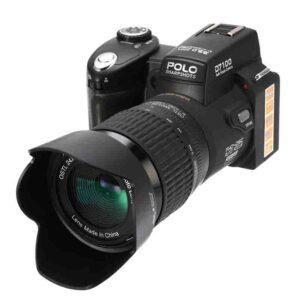 Profesional DSLR Full HD cámara digital soporte de vídeo