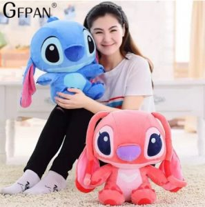 Peluches De Stitch Y Angel
