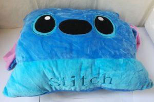 Cojín de Stitch