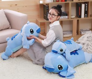 almohadas de stitch