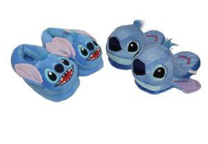 babuchas y pantunflas de stitch