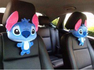 Peluches de Stitch Para Reposacabezas De Autos