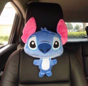 ReposacabezasDe Stitch Para Autos