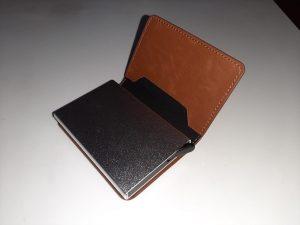 Billeteras para tarjetas